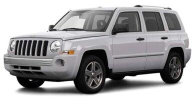 Manual Jeep Patriot 2008 de Propietario