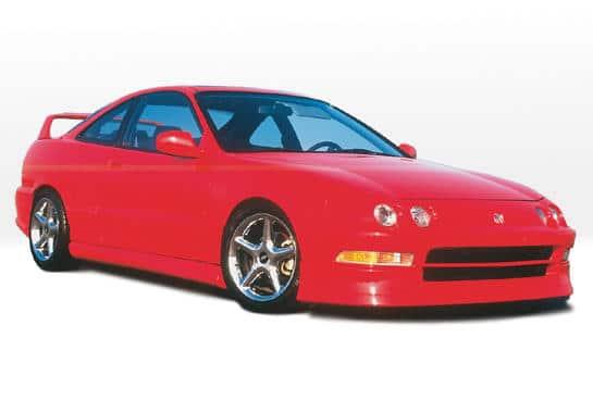 Acura INTEGRA 1994 Manual de Taller