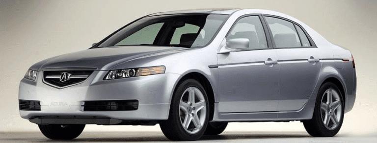 Acura TL 2004 Manual de Taller
