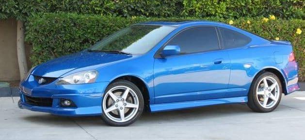 Acura RSX 2002-2006 Manual de Taller