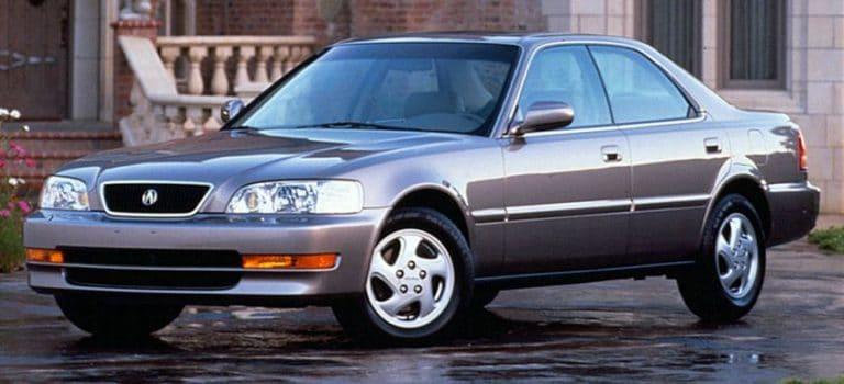 Acura TL 3.2/2.5 95-98 Manual de Taller
