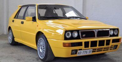 Manual Lancia Delta Integrale Reparación