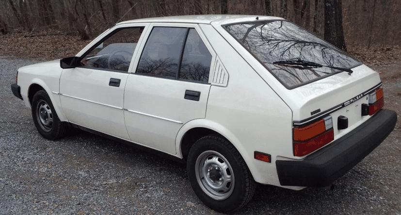 Manual Datsun Nissan Pulsar NX 1983 Taller