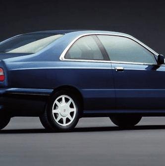 Manual Lancia Kappa Reparación