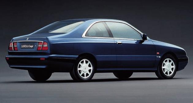 Manual Lancia Kappa Taller