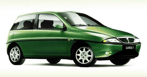 Manual Lancia Y Taller