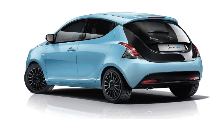 Manual Lancia Ypsilon Taller