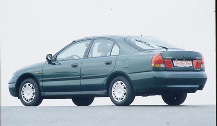 Manual Mitsubishi Carisma Taller