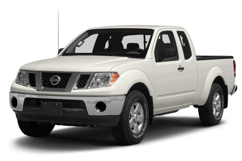 Manual Nissan Frontier 2012 Reparación