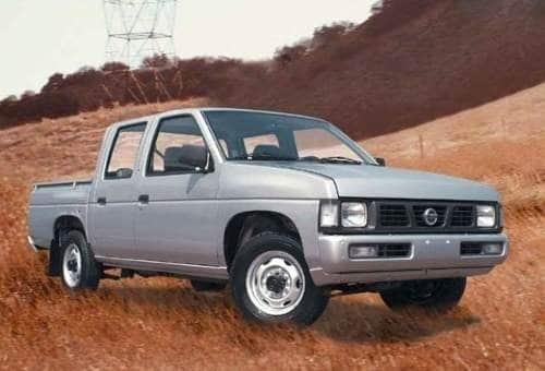 Manual Nissan D21 Estaquitas 1999 Taller y Mantenimiento