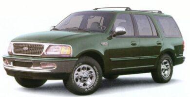 Manual Ford Expedition 1997 de Taller y Mantenimiento