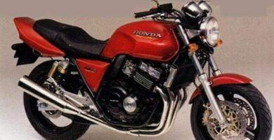 Manual Moto Honda CB 400F Taller y Mantenimiento