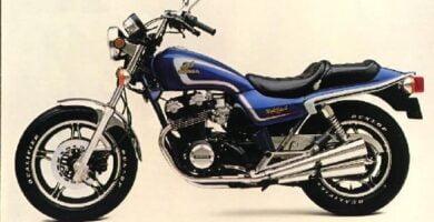 Manual Moto Honda CB 750SC Taller y Mantenimiento
