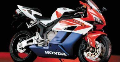 Manual Moto Honda CBR 1000RR 2004 Taller y Mantenimiento