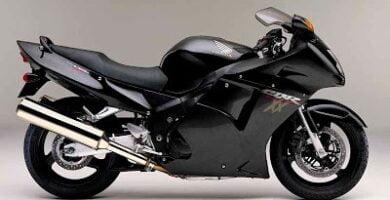 Manual Moto Honda CBR 1100XX 1997 Taller y Mantenimiento