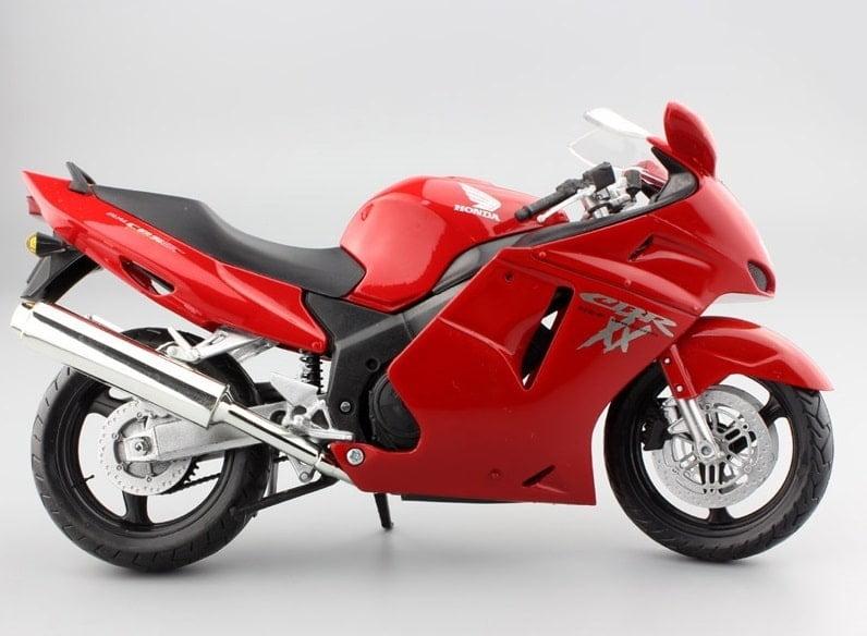 Manual Moto Honda CBR 1100XX Taller y Mantenimiento