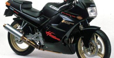 Manual Moto Honda CBR 250 1987 Taller y Mantenimiento