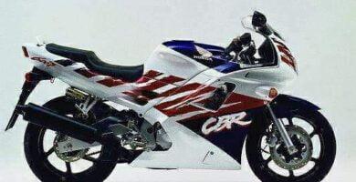 Manual Moto Honda CBR 600F2 Taller y Mantenimiento