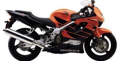 Manual Moto Honda CBR 600F4 Taller y Mantenimiento