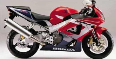 Manual Moto Honda CBR 929 Taller y Mantenimiento