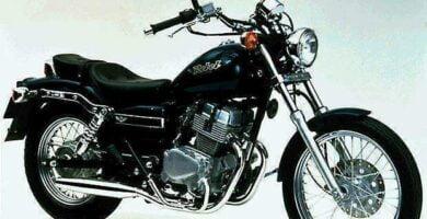 Manual Moto Honda CMX 250 Taller y Mantenimiento