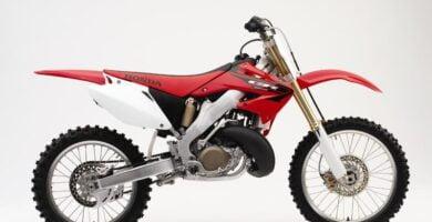 Manual Moto Honda CR 250 Taller y Mantenimiento