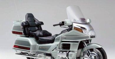 Manual Moto Honda GL 15000 Taller y Mantenimiento