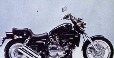 Manual Moto Honda Magna 750 Taller y Mantenimiento
