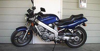 Manual Moto Honda NT 650 1988 Taller y Mantenimiento