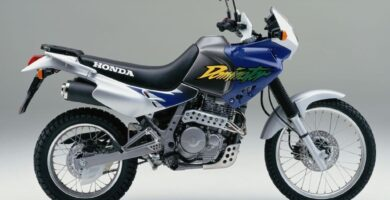 Manual Moto Honda NX 650 Taller y Mantenimiento