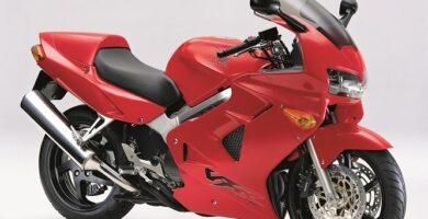 Manual Moto Honda VFR 800FI Taller y Mantenimiento