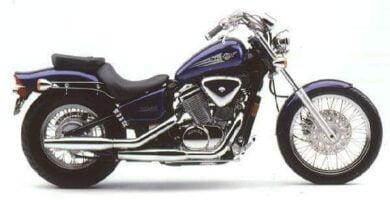 Manual Moto Honda VT 600 Taller y Mantenimiento