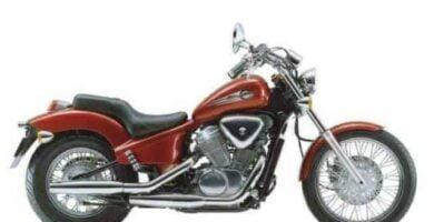 Manual Moto Honda VT 600C 1998 Taller y Mantenimiento