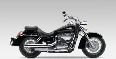 Manual Moto Honda VT 750C Taller y Mantenimiento