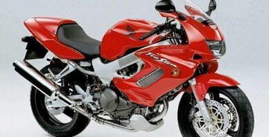 Manual Moto Honda VTR 1000F 1998 Taller y Mantenimiento