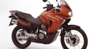 Manual Moto Honda XL 650V Taller y Mantenimiento