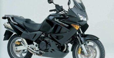 Manual Moto Honda XLV 1000 Taller y Mantenimiento