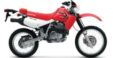 Manual Moto Honda XR 650 Taller y Mantenimiento