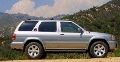 Manual Nissan Pathfinder 2002 de Taller y Mantenimiento