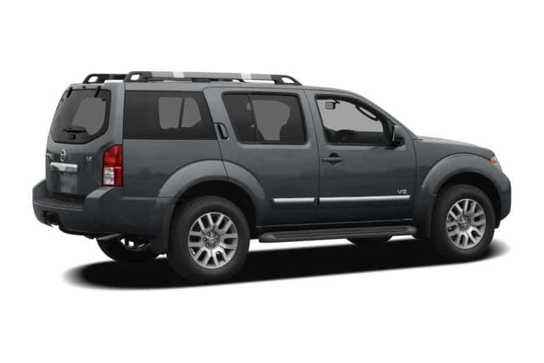 Manual Nissan Pathfinder 2008 Taller y Mantenimiento