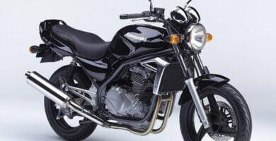 Manual Moto Kawasaki ER5 Reparación y Servicio
