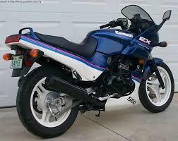 Manual Moto Kawasaki EX500 Reparación y Servicio