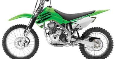 Manual Moto Kawasaki KLX 750 Reparación y Servicio