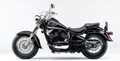 Manual Moto Kawasaki VN 800 Reparación y Servicio