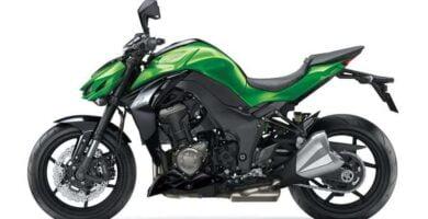 Manual Moto Kawasaki Z1000 Reparación y Servicio