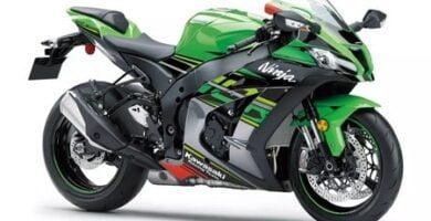 Manual Moto Kawasaki ZX 10R Reparación y Servicio