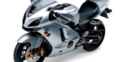 Manual Moto Kawasaki ZX 1200 Reparación y Servicio
