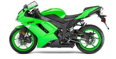 Manual Moto Kawasaki ZX 6RR Racing Reparación y Servicio