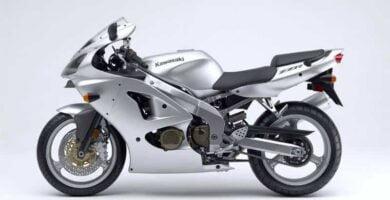 Manual Moto Kawasaki ZZR 600 Reparación y Servicio
