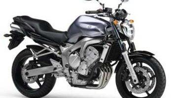 Manual Moto Yamaha FZ6 2004 Reparación y Servicio